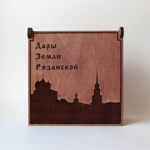 """Большой медовый набор """"Дары земли Рязанской"""""""