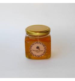 Липовый мёд в стеклянной банке, 0,25 л.