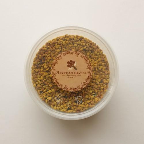 Пыльца цветочная (обножка), 150 граммов.